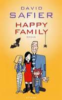 Buchcover: David Safier - Happy Family