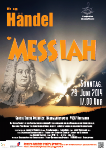 Plakat: Messias Projekt